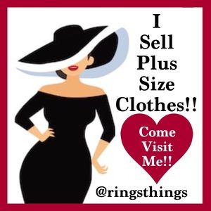 Other - 👗👚I Sell Plus Size Clothing!!!👗👚